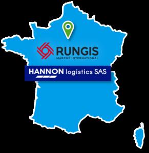 Nouveau centre de distribution - Marché International de Rungis, PARIS