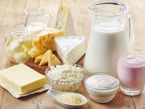 Importation et exportation de produits laitiers entre Benelux, la France, l'Irlande et le Royaume-Uni