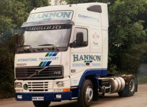 First Hannon Truck